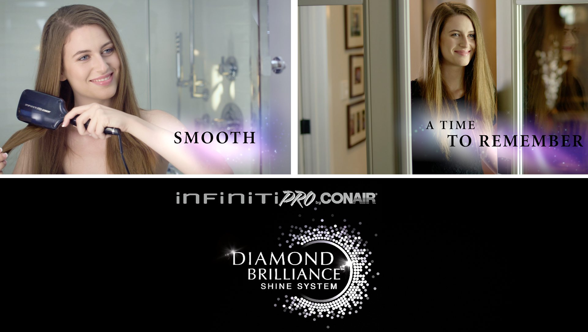 Conair infiniti pro hair commercial